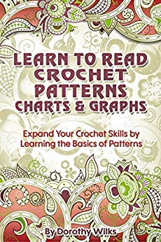 Crochet Patterns Charts Graphs Learning ebook product image