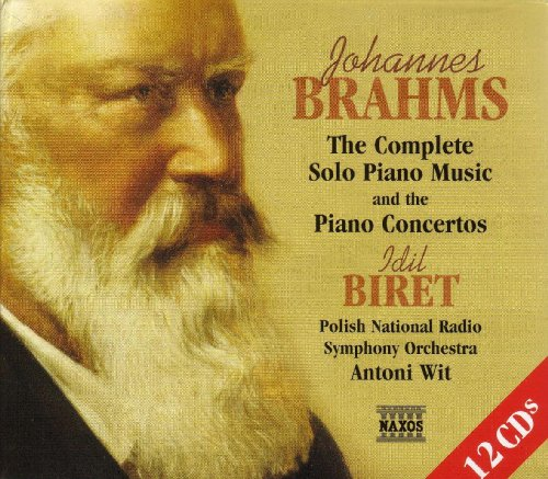 (Brahms: Complete Works For Piano)