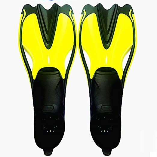 Snorkel Fins Swim Fins for Snorkeling Diving Adult Men Womens Swimming Flippers