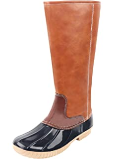 THOVSMOON Women Cold Weather Leather