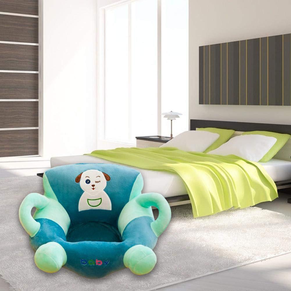 Sitzsack Baby Kindersitzsack Kissen Sofa Spielzimmer Baby St/ützsitz Lernen Sitzen Weichen Stuhl Kissen Spielzeug
