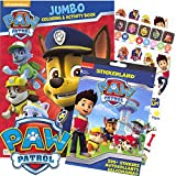 Best Paw Patrol Book For A One Year Olds - PAW Patrol Coloring Book and Stickers - 295 Review