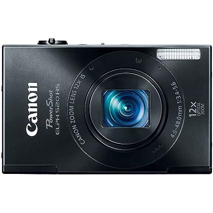 amazon com canon powershot elph 520 hs 10 1 mp cmos digital camera rh amazon com canon powershot elph 510 hs manual canon powershot elph 530 hs manual