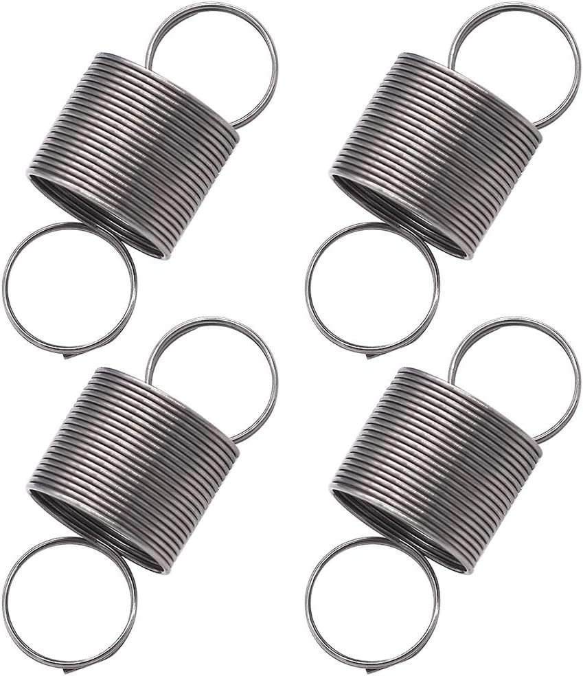 Primeswift Washer Suspension Tub Centering Spring W10400895(4 Pack) Replacement for Whirlpool Kenmore W10348658 W10400895VP