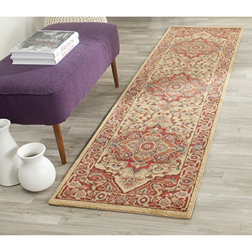Mahal Persian Rugs Carpets - Safavieh Mahal Collection MAH698A Traditional Oriental Runner, 2'2