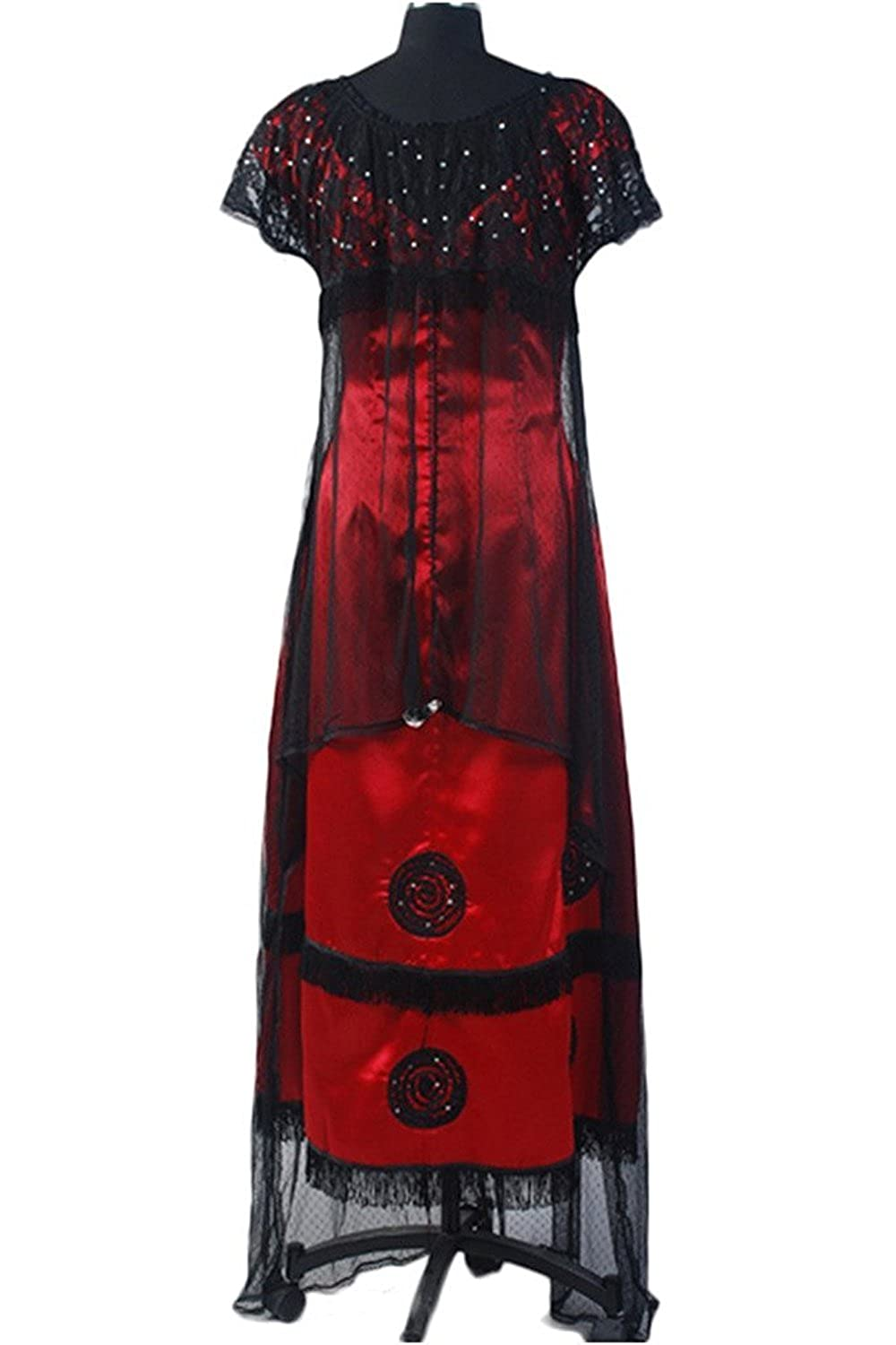 Amazon.com: Sidnor Titanic Rose Evening Ball Gown Party Dress ...
