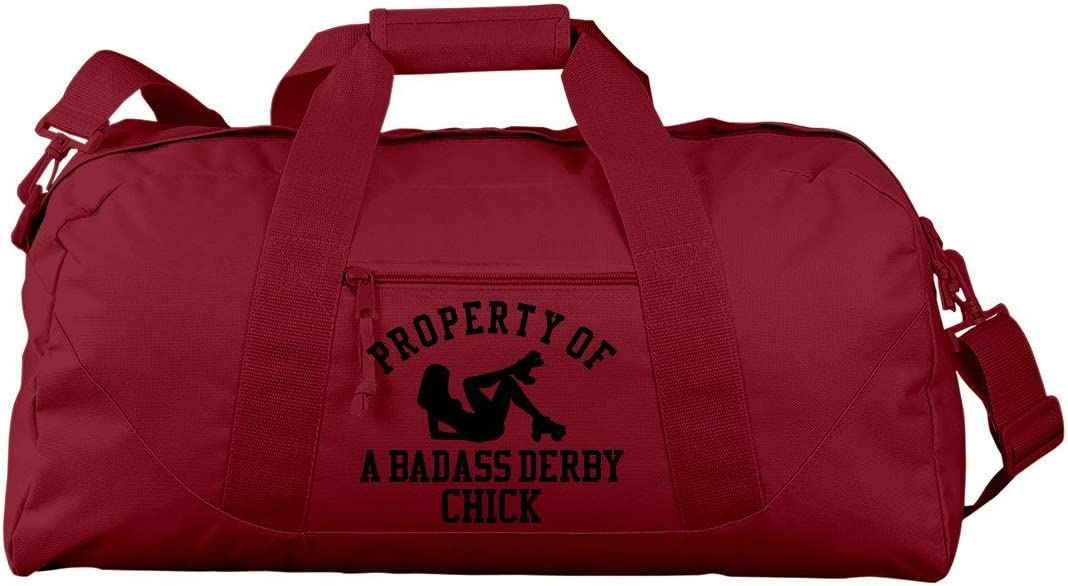 Roller Derby Gear Liberty Large Square Duffel Bag