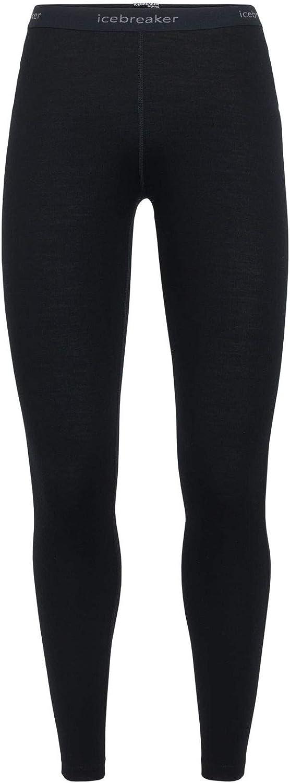 Icebreaker Merino Womens 260 Tech Merino Wool Base Layer Leggings