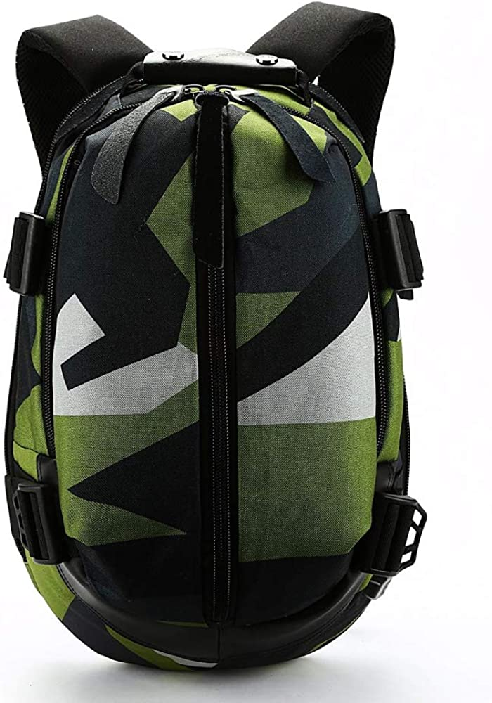 14 inch Student bag Oxford cloth backpack male casual usb charging student backpack military camouflage
