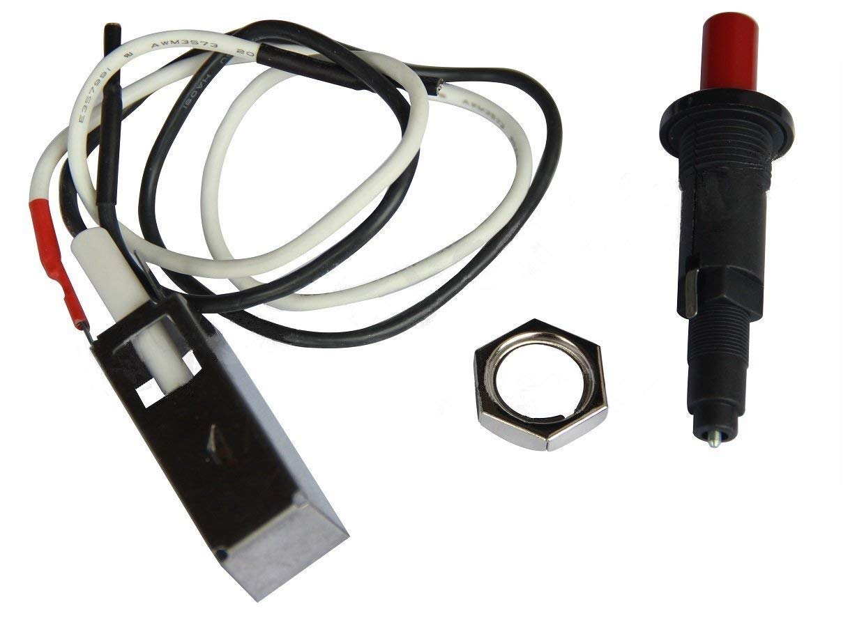 Details about Replacement Gas Grill BBQ Igniter Kit for Weber, Spirit,  Genesis, Platinum I II