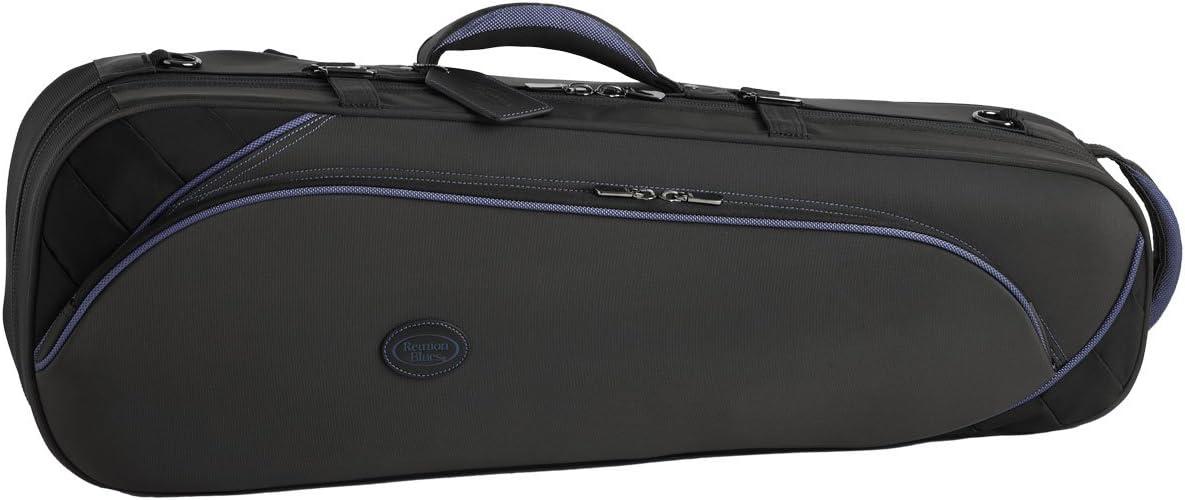Funda para violín en reunión Blues Continental Ballistic Quadraweave negro Exterior: Amazon.es: Instrumentos musicales