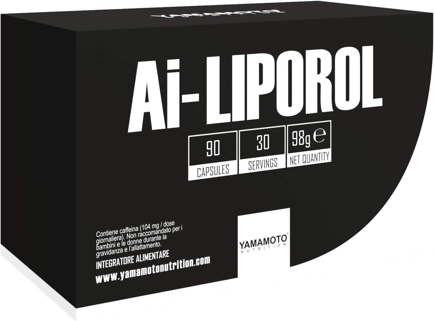 Ai-LIPOROL® 90 Cápsulas: Amazon.es: Alimentación y bebidas