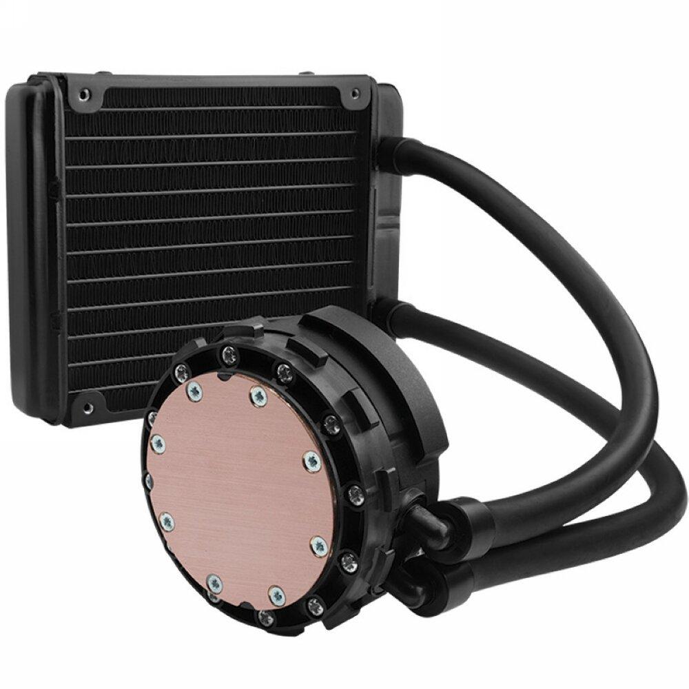 Corsair Hydro Series H75 Aio Liquid Cpu Cooler 120mm H100i V2 Water Radiator Dual Pwm Fans Computers Accessories