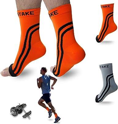 Running Cycling Men Women Breathable Sports Outdoor Basketball Mid Calf Sock HK