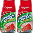 Colgate Kids Watermelon Burst Toothpaste, 4.6 Ounce (Pack of 2)