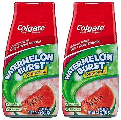 Colgate Watermelon Burst Toothpaste Ounce