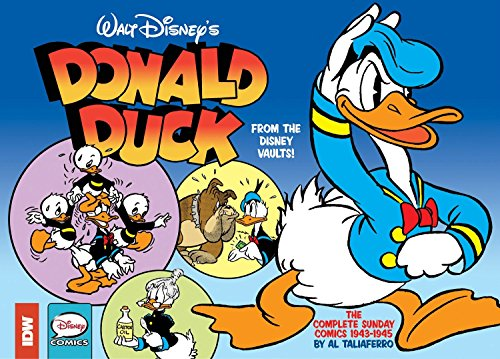 Walt Disney's Donald Duck: The Sunday Newspaper Comics Volume 2 by IDW Publishing