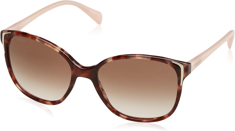 TALLA 55. Prada Sonnenbrille (PR 01OS)