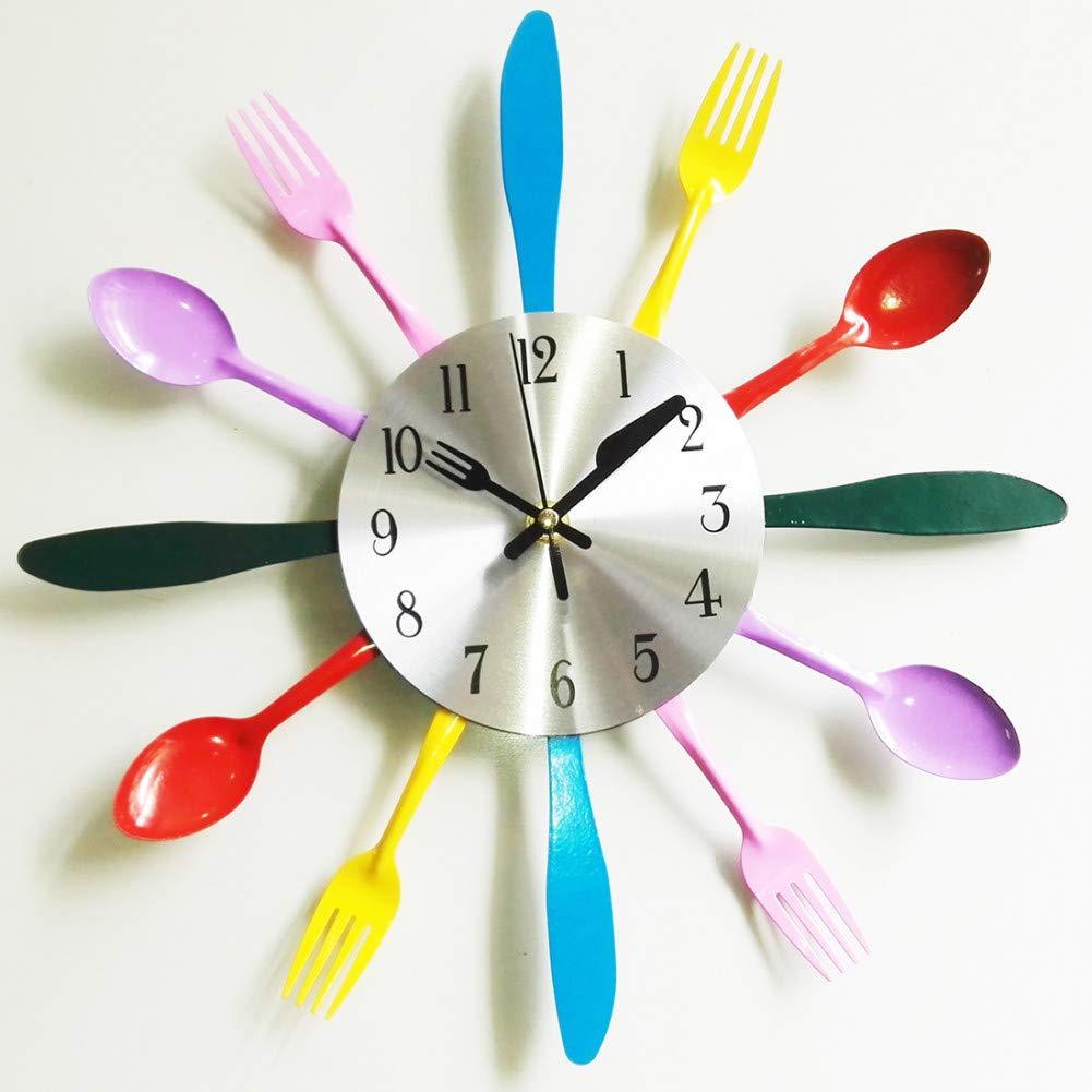 Amazon.com: CXKLJ 3D Digital Wall Clock Kitchen Modern ...