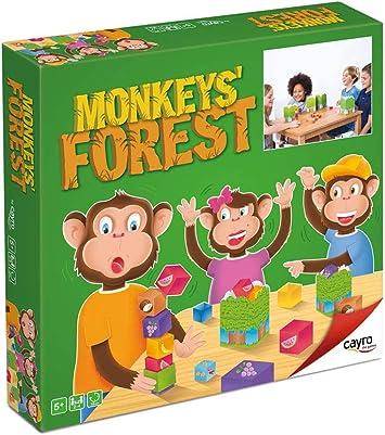 Cayro - Monkeys Forest - Juego de razonamiento y estrategia ...