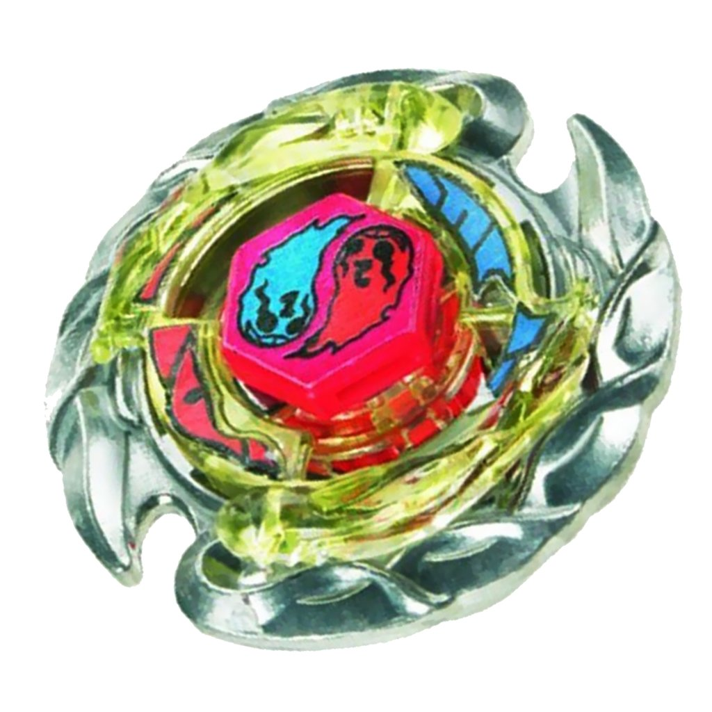 Beyblade Metal Fusion 4D Spinning Top For Kids Toys BB56 Generic