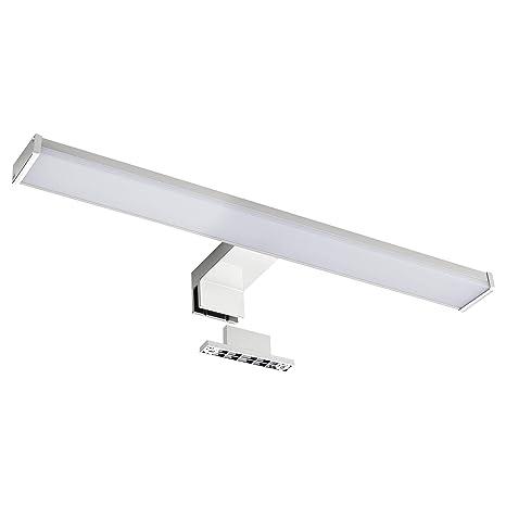 Bains MiroirSalle Armoire X De Neutre 106 Miroir Led Lampe W600 K400 Sebson 4000 Mm8 40 Ip44Blanc bv6Y7yfg