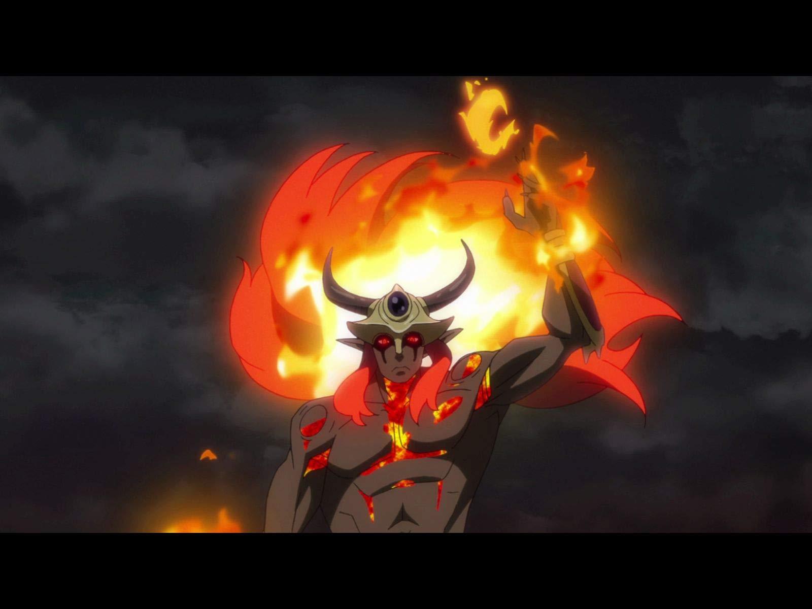第7話 爆炎の支配者