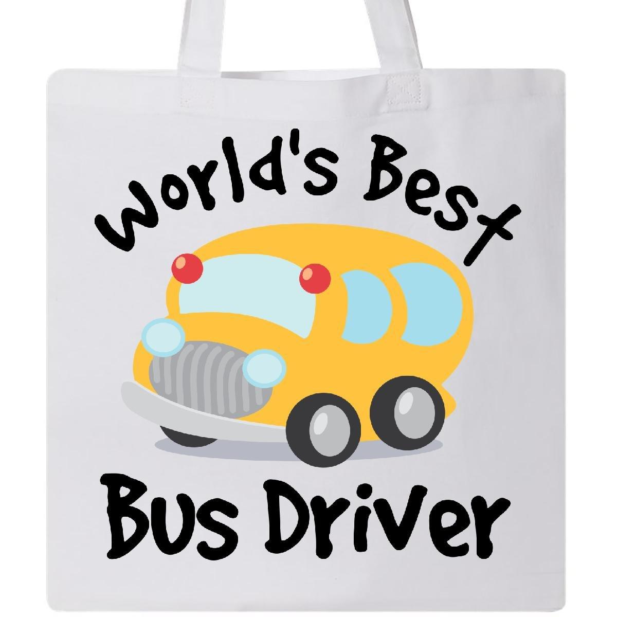 【予約販売】本 Inktastic Worlds Best School Bus ホワイト Driverトートバッグ School One One Size B0718VKW2G ホワイト ホワイト, ガーデニングライフ:ad2adaf5 --- 4x4.lt