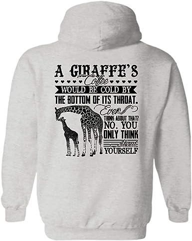 Giraffe Hoodie Giraffe  Unisex Hoodies Sweater