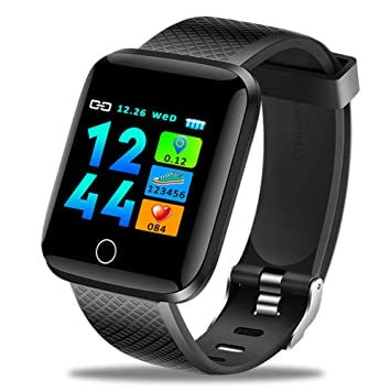 Sport Smart Bracelet Hombres Mujeres Ip67 Impermeable Fitness ...