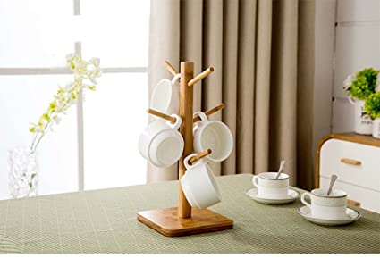 TANG CHAO Estantes Taza de café portavasos portavasos Bastidor Soporte de Vaso Copa Soporte Racks De