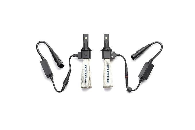 Amazon.com: Putco 279006 Nite-Lux Fanless 9006 LED Headlight Conversion Kit, 2 Bulbs: Automotive
