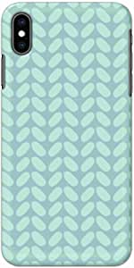 Okteq thin slim fit case forApple Iphone XS Max - light green by Okteq