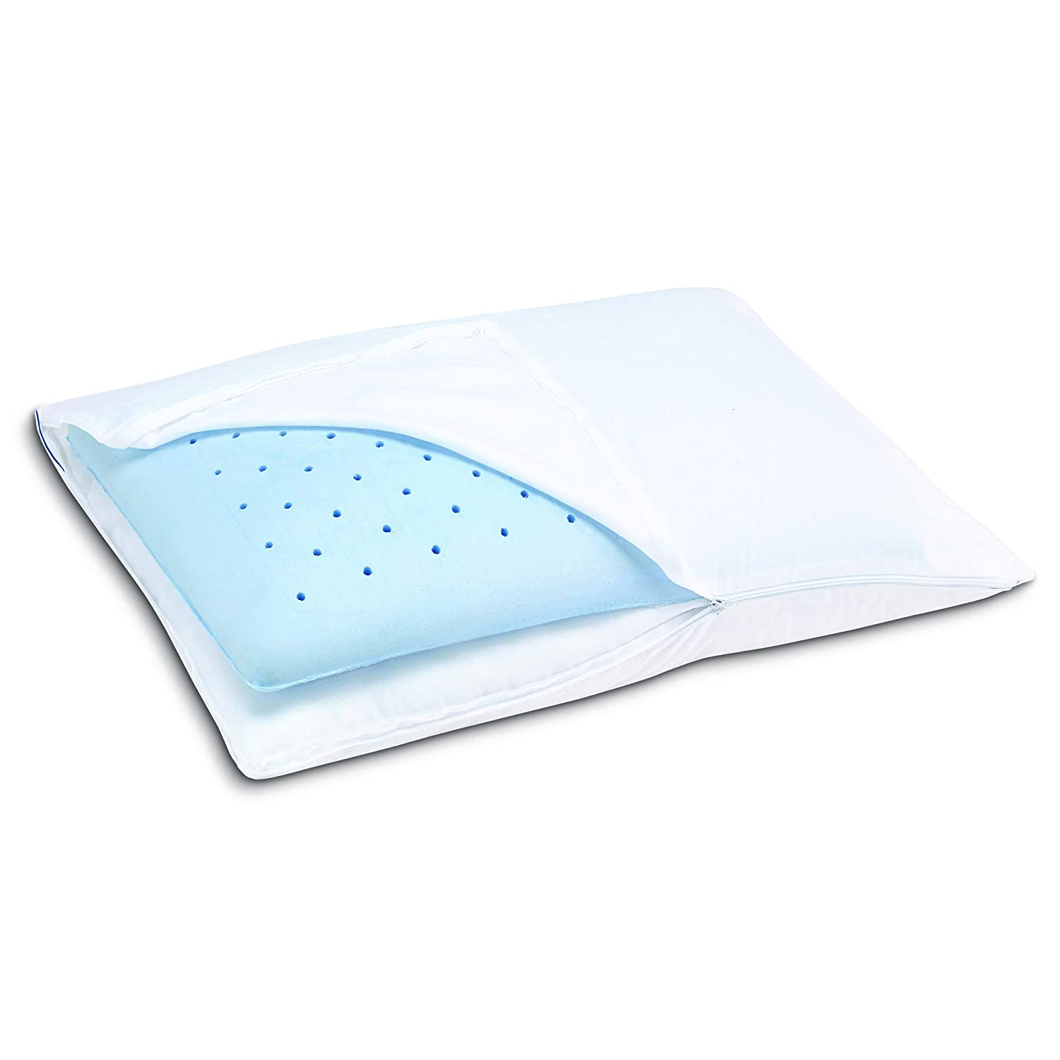 Top 10 Best Memory Foam Pillow (2020 Review & Buying Guide) 1