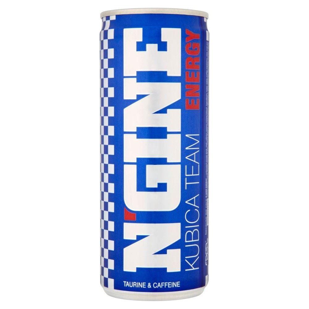 N-Gine Energy Drink Blue (250ml) - Pack of 2