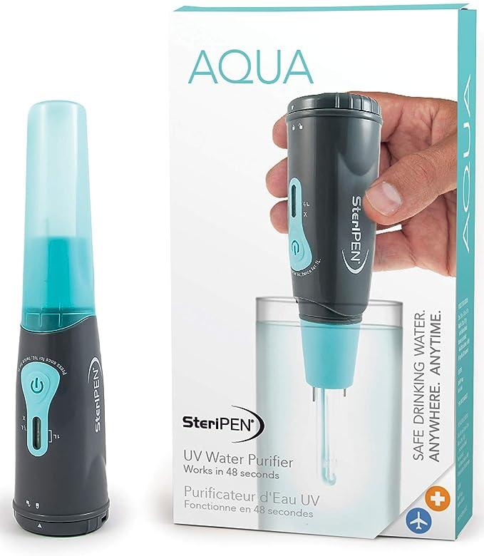 SteriPen Igiene Depuratore dAcqua UV,Unisex - Adultos, tamaño ...