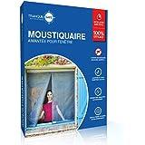 tranquilisafe insektenschutzt r i fliegengitter balkont r terrassent r schiebet r auch mit. Black Bedroom Furniture Sets. Home Design Ideas