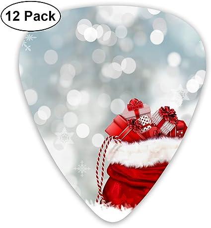 Púas de guitarra Anticso personalizadas, bolsa de Navidad ...