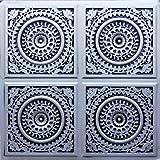 Amazon Com Decorative Cheap Tin Ceiling Tile R 11 Pack Of