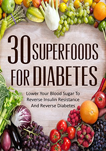 Superfoods Diabetes Resistance Inflammation Auto Immune ebook product image