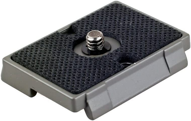 IVATION Quick Release Plate for The RC2 Rapid Connect Adapter Set of 2 for MANFROTTO