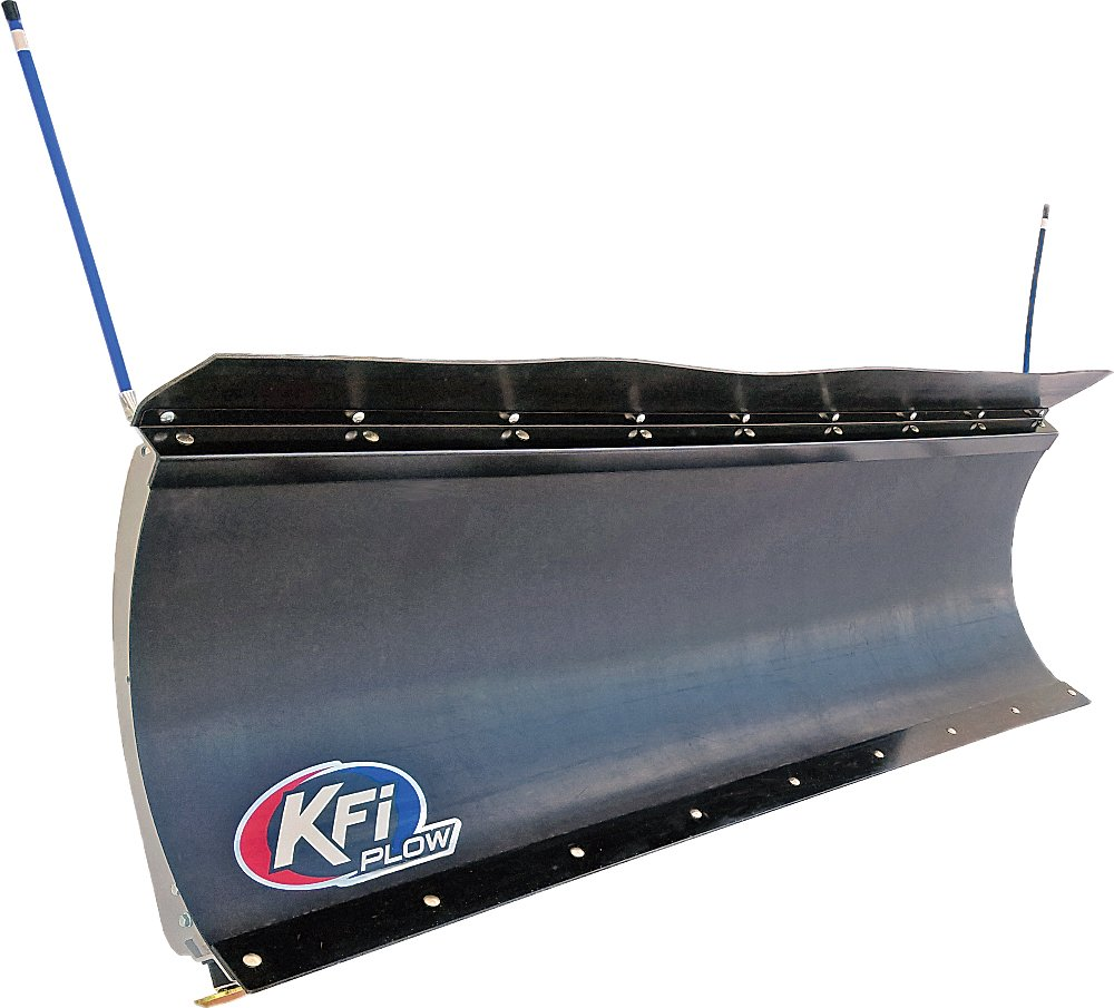 KFI Products Pro Poly 66'' UTV Snow Plow Blade With Markers