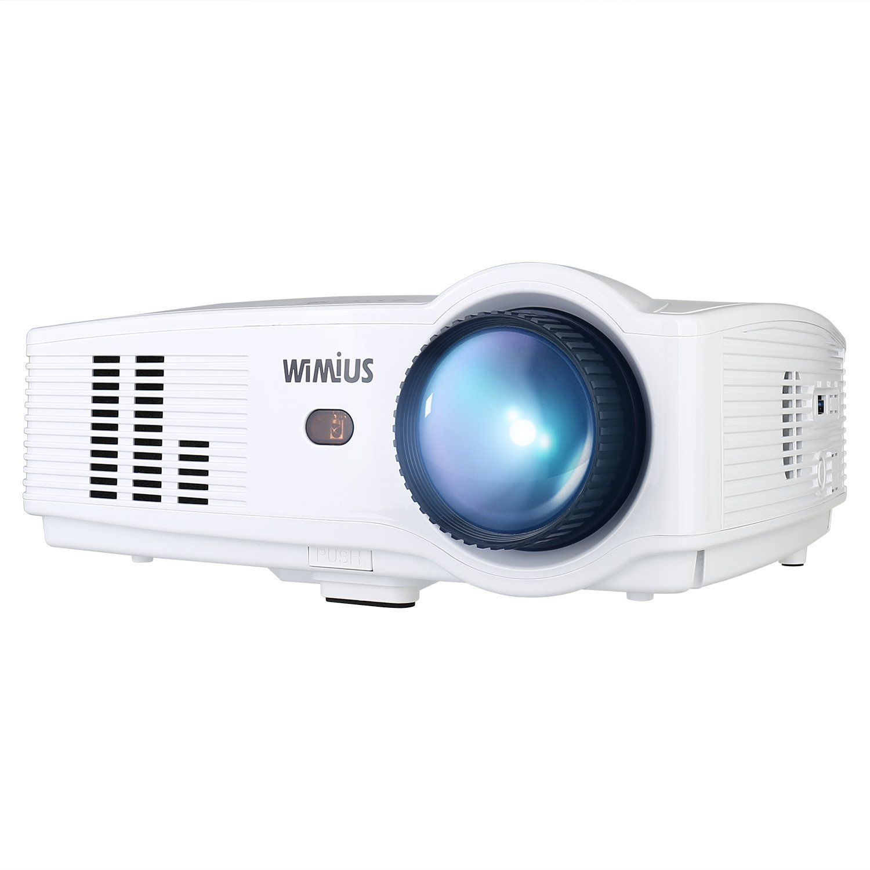2800 lúmenes LED proyector HD Proyector LED Proyector de vídeo ...