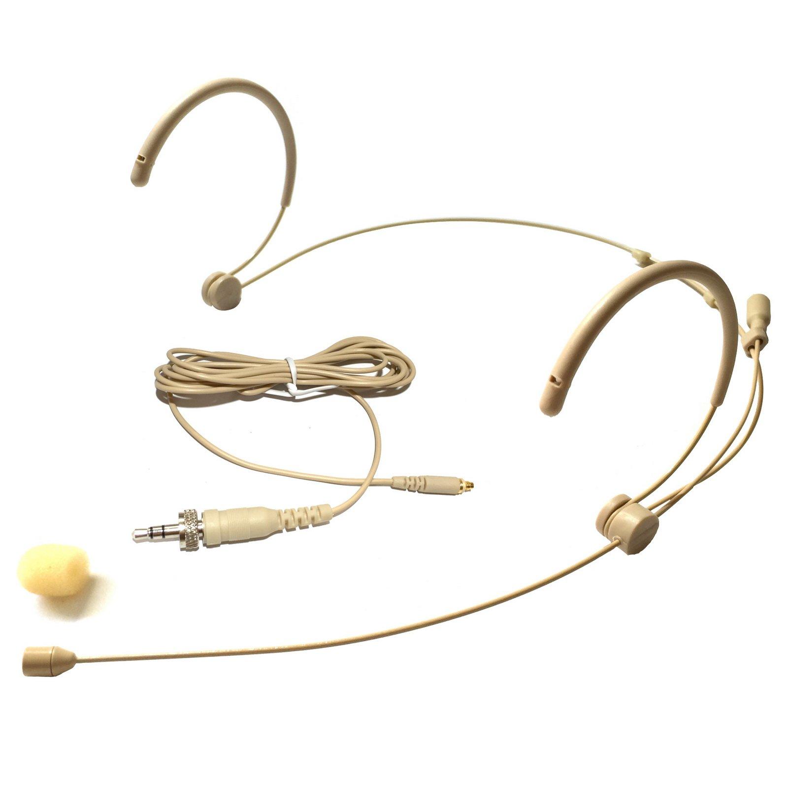 Microfono Microdot 4016 Headset Headworn  For SENNHEISER ...