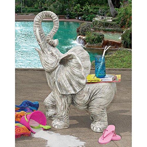 Design Toscano Good Fortune Elephant Statue ()