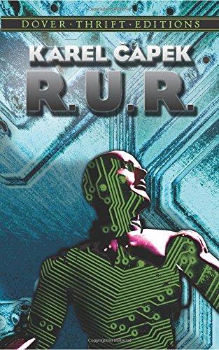 book cover of R U R