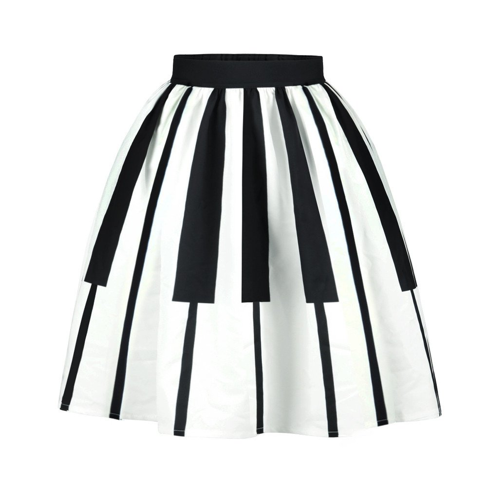 The nanny piano skirt have hit
