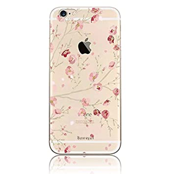 coque iphone 7 flower