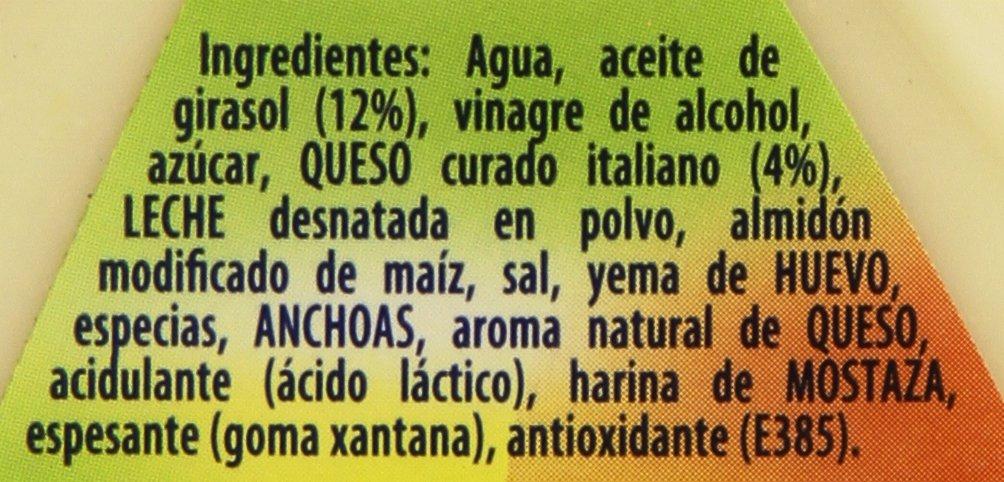 Ligeresa - Salsa Cesar 450 ml - Pack de 6 (Total 2700 ml): Amazon.es: Alimentación y bebidas
