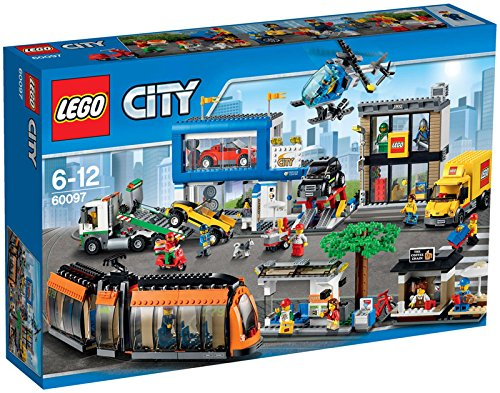 LEGO City 60097 - Stadtzentrum